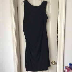asymmetrical cocktail dress